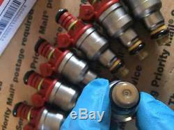 36lb Genuine Bosch Upgrade Chevy, Ford, Dodge Set Of 8 Fuel Injectors