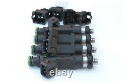 $443.49, Genuine Bosch 1700 Fuel Injectors, Asian Import Fit, Fic, Id, Matched