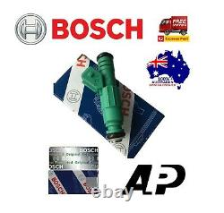 6 X Genuine Bosch Fuel Injectors Holden Commodore Vt VX Vy V6 0280 155 777