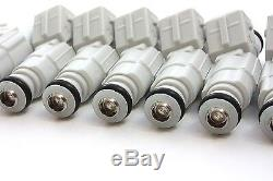 GM 24508208 Bosch Fuel Injectors, Supercharged 3.8 Pontiac Buick Olds Chevy NEW