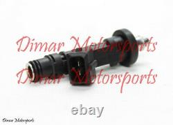 Genuine BOSCH 550cc Performance Fuel Injector Set for 1992-2001 PRELUDE