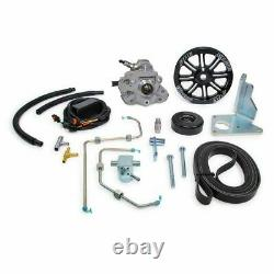 PPE Dual Fueler Kit & CP3 Pump 816 Style Pulley For 06-10 LBZ LMM Duramax
