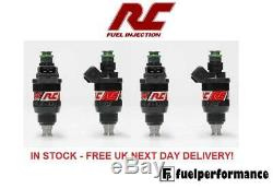 RC Engineering 1000cc Bosch Fuel Injectors for Vauxhall Astra VXR / OPC / Z20LET